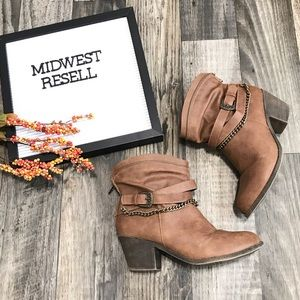 Maurices Ankle Booties -9